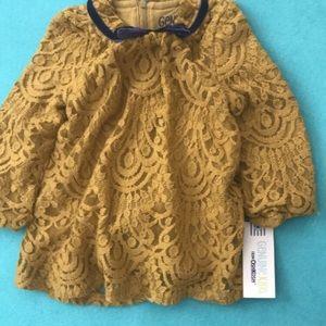 New with tags 12m osh kosh lace dress